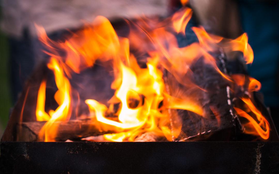 Incendie en entreprise – comment ça arrive ?