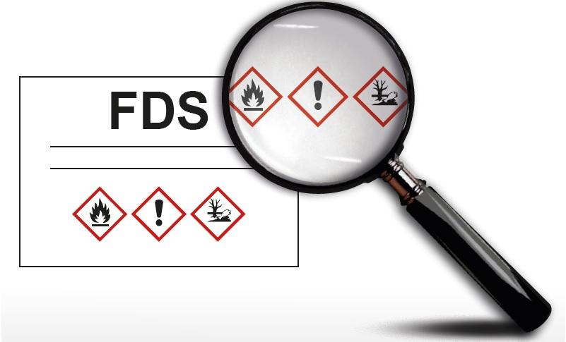 L'évaluation des risques chimiques – 2 : Les Fiches de données de sécurité