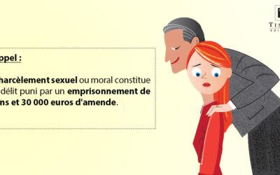 CSE – Le harcèlement sexuel au travail