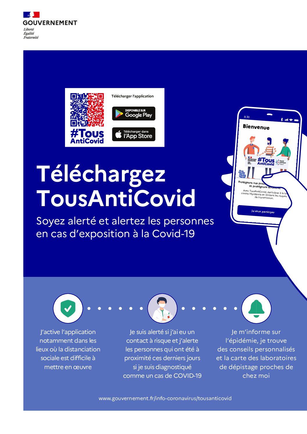 Protocole COVID en vigueur au CEFIRC